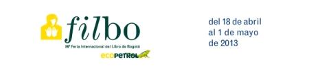 Logo de la Feria Internacional del Libro de Bogotá