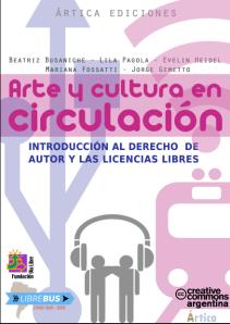 Portada Libro Arte y Cultura