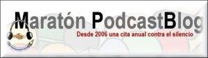 Banner del Maratón PodcasBlog