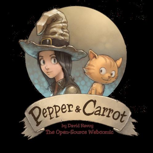 peppercarrot_logo_by-David-Revoy